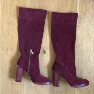 Michael by Michael Kors Regina Platform boots